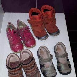 Μπότες, παπούτσια και παπούτσια Ecko