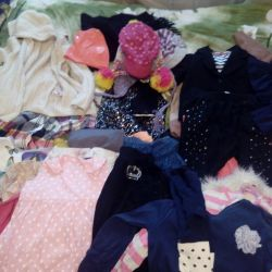 Things for girl 134-140