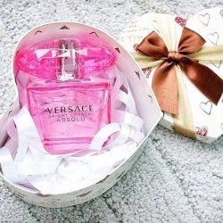 Versace Bright Crystal ABSOLU women's fragrance