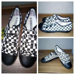 Shoes sports, 41 solution, new, man's