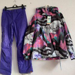 New Roxy Ski Suit
