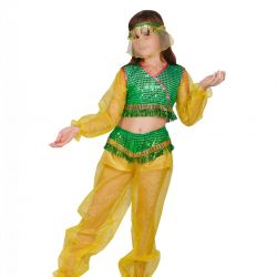 Children's carnival costume Oriental Beauty