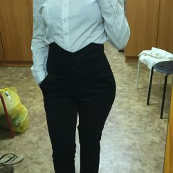 Pantaloni clasici