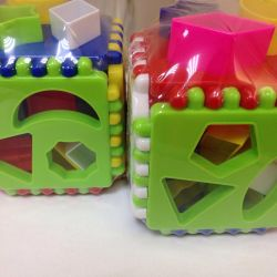 Development cubes