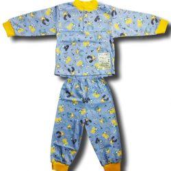 New Pajamas with a yoke.