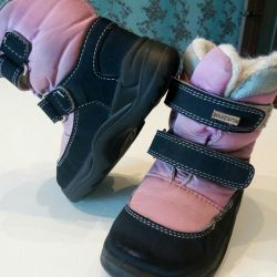 👢Winter boots for the girl, 22 rr