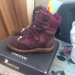 Geox boots 34 size