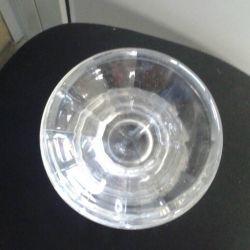 Βάζα κρυστάλλινα 60g βαριά