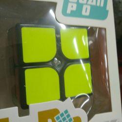 Rubik küpü 2 2 siyah