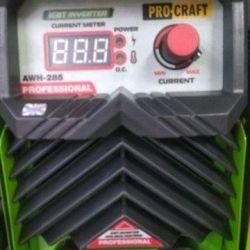 Inverter welding machine ProCraft 285