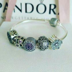 Pandora Charms New Silver