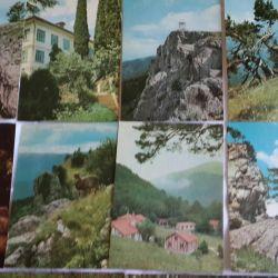 Καρτ ποστάλ της ΕΣΣΔ. Σετ από