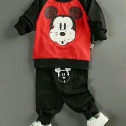 New mickey suit