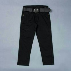 Trousers jeans with a belt Turkey (104, 110,116,122)
