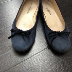 Ballet flats 38 size.