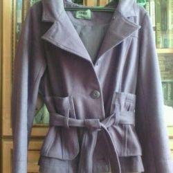 Kısa ceket (ceket). Sadece sınırsız. 44-46 beden.