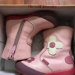 Φθινόπωρο μπότες για τα κορίτσια