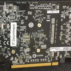 Gigabyte AMD Radeon RX-460 graphics card