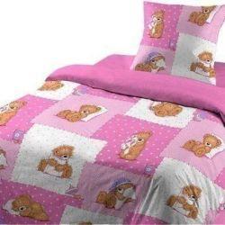 Детское постельное белье 1,5-спальное