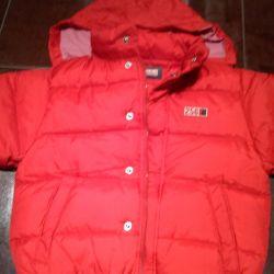 Down jacket3-4 years
