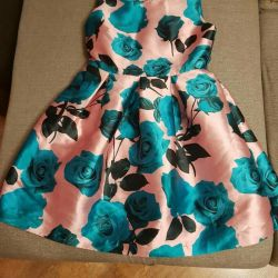 A very beautiful dress