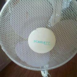Fan high