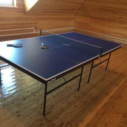 Tennis table. New.