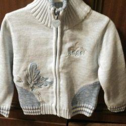Παιδική μπλούζα με φερμουάρ, η εταιρεία Zi yun 3-4 g