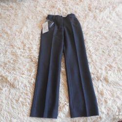 school pants, p 128
