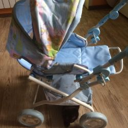 Stroller for baby dolls