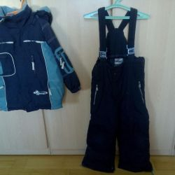 Gusti Canada Jacket + jumpsuit 4-6 years