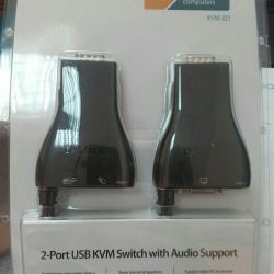 KVM-221 Switch D-Link (nou)