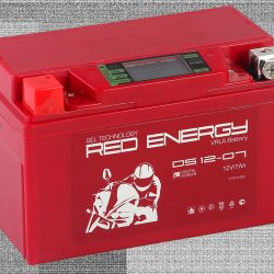Battery Moto RED ENERGY DS 1207