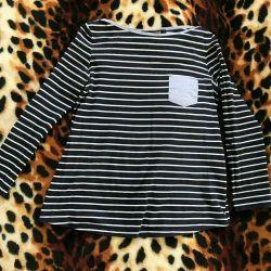 Tricou pentru gravidă r.46