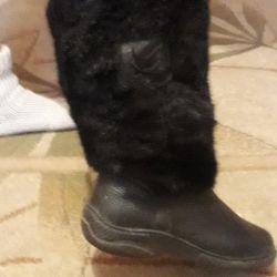 Υψηλές μπότες για γυναίκες