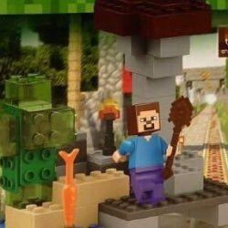Νέος σχεδιαστής Minecraft Steve Minecraft