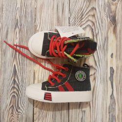 Spor ayakkabı 22 beden