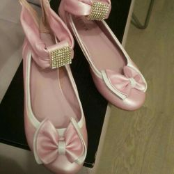 Shoes Ballet Flats with bow