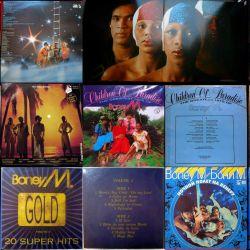 Disco Pop 70-80'ler. (ithalat ve yerli baskılar)