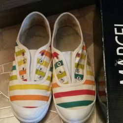 Sneakers made in France