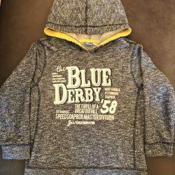 Sweatshirt, 122 size