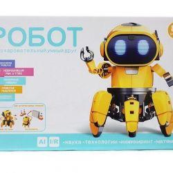 Robot Tobby yeni kurucu