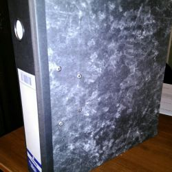 Folder for papers