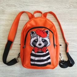 New designer backpack