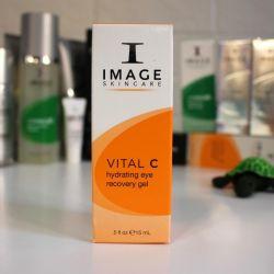 IMAGE Περιποίηση επιδερμίδας Vital C Ενυδατική μάσκα αποκατάστασης οφθαλμών