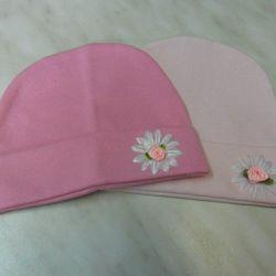 Caps for newborns