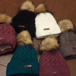 New winter hats