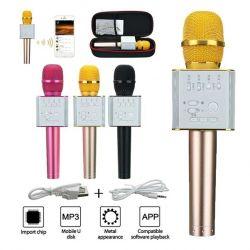 Q9 Kablosuz Karaoke Mikrofonu