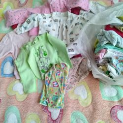 Clothes for the little ones