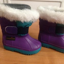 Нові зимові чоботи Canadian (з Термосапожки)